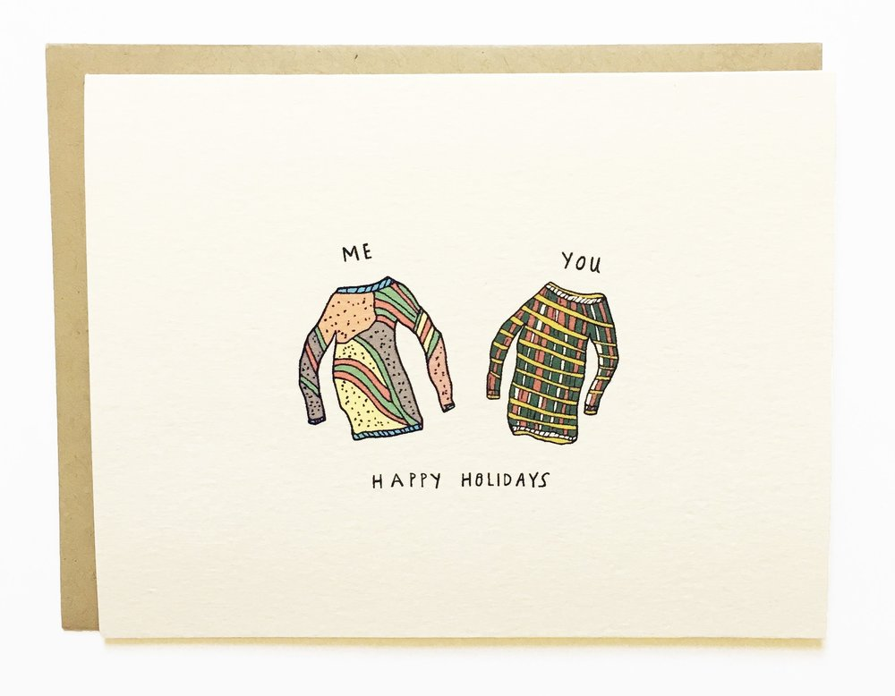Ugly Sweaters - You and Me
