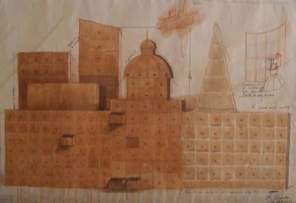 """"""" La Ciudad como mueble"""". Año 1997"""