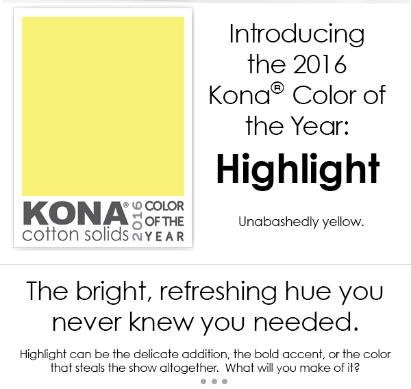 Color Of The Year 2016: Announcing The 2016 Kona Color Of The Year- Highlight