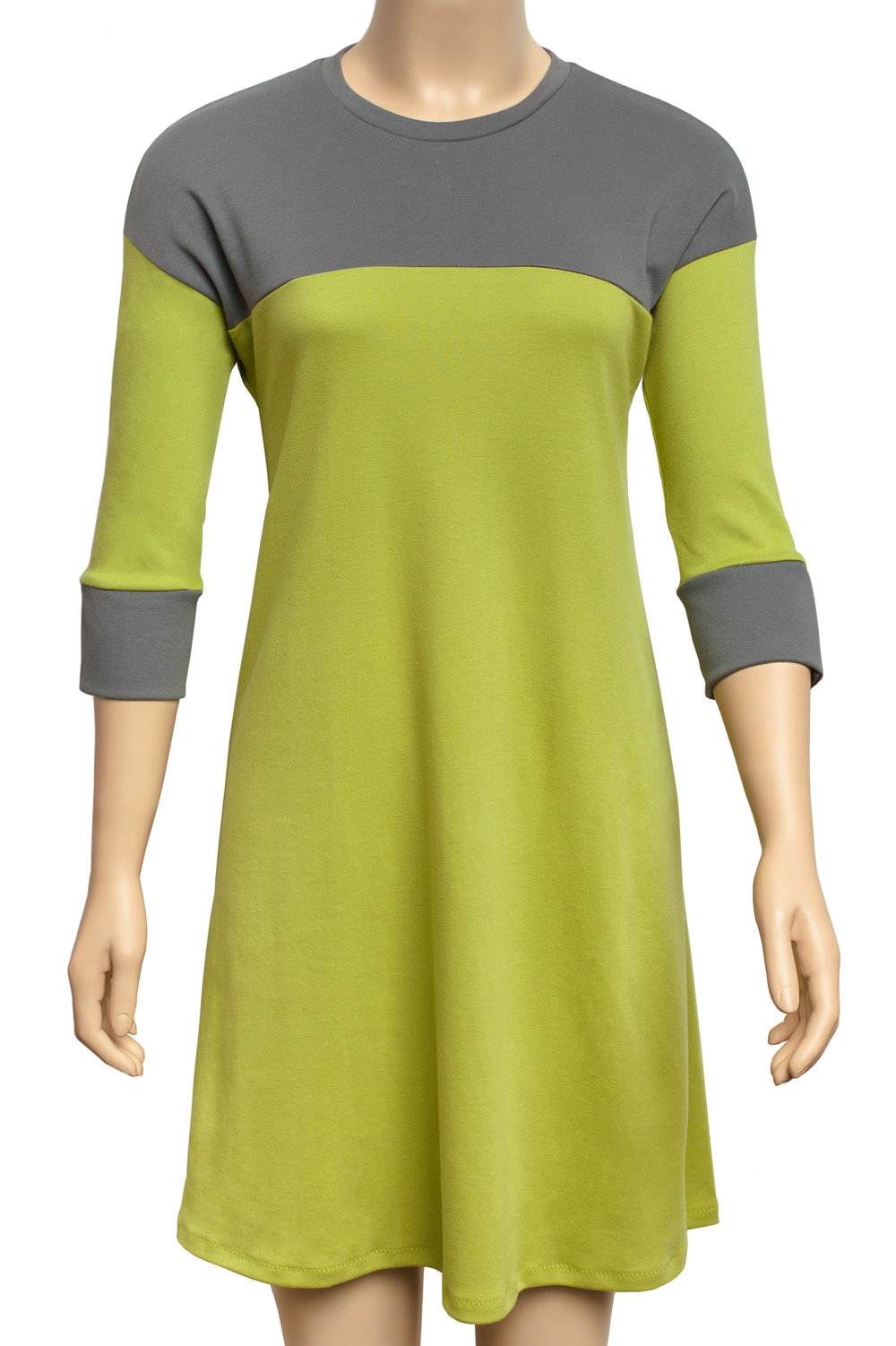 Marianne Dress   designed by   Christine Haynes  , made by Christine Haynes, featuring   Catalina Knit
