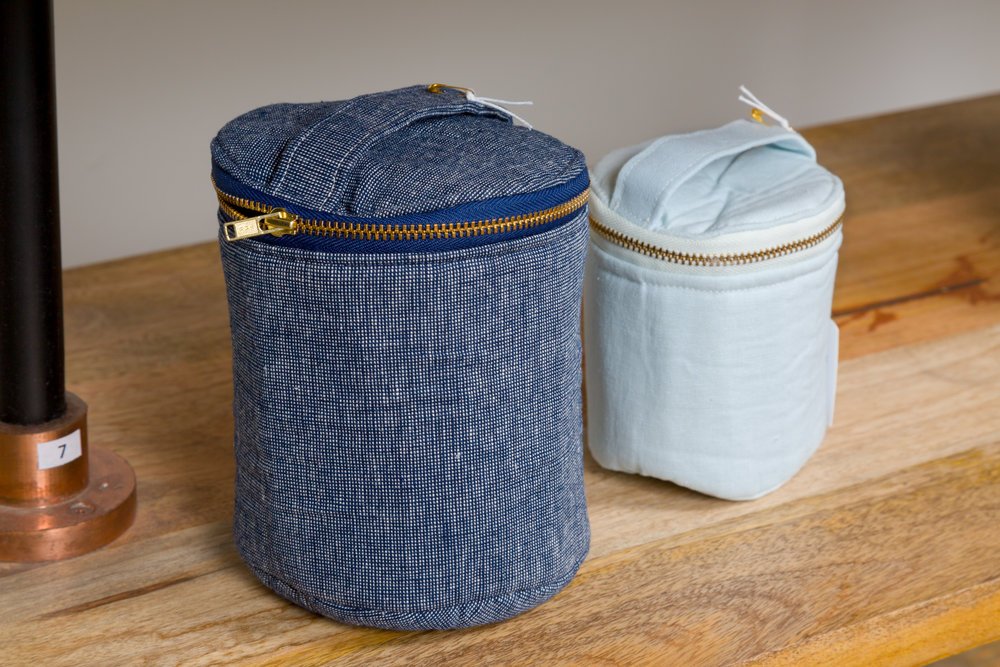 KISMET TRINKET BOXES   BY   SEW SWEETNESS ,  MANCHESTER  +  ESSEX YARN DYED HOMESPUN