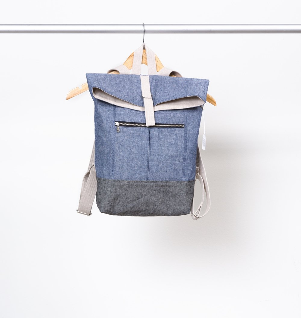 RANGE BACKPACK   BY   NOODLEHEAD ,  ESSEX CANVAS