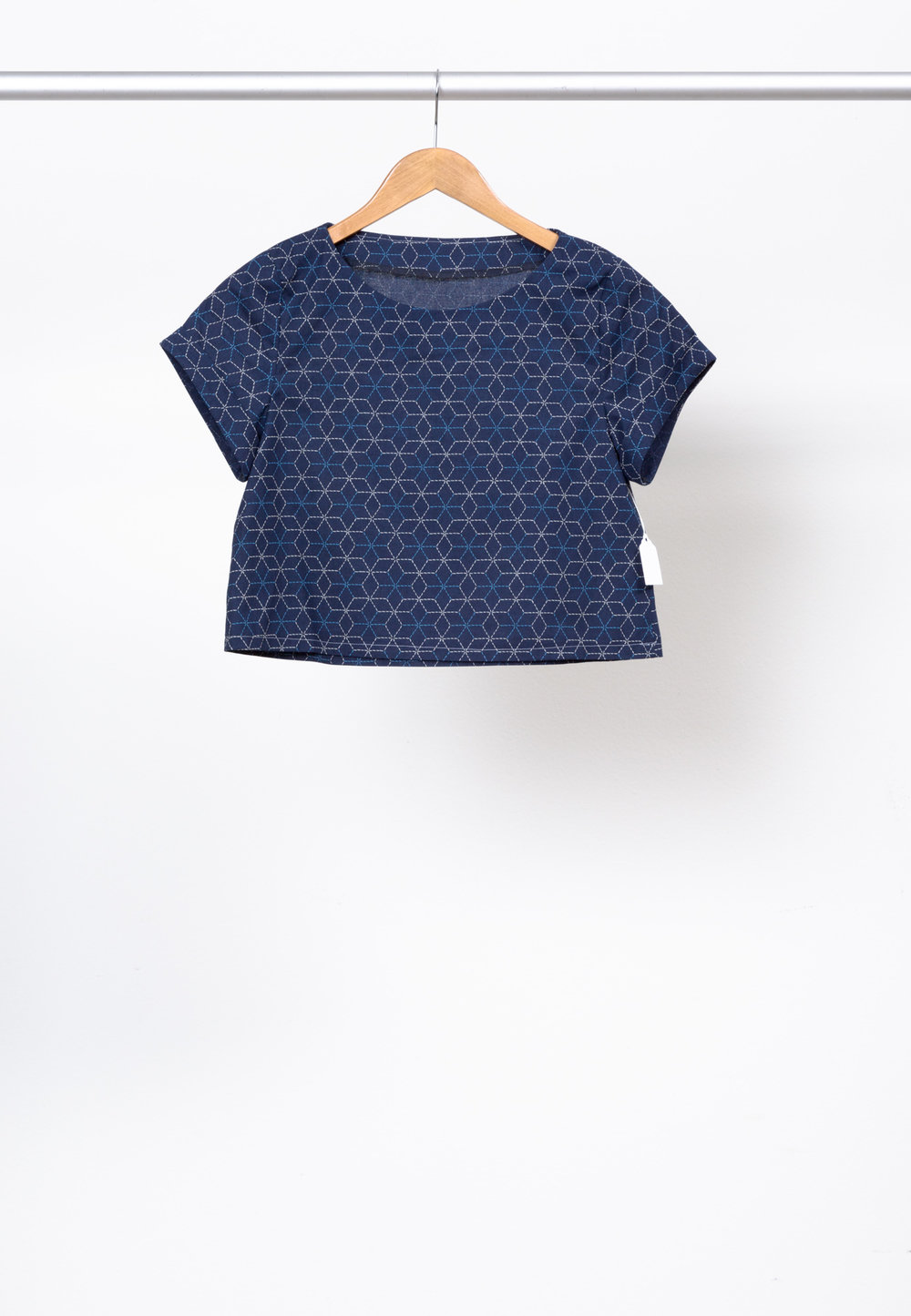 INARI CROP TEE   BY   NAMED CLOTHING ,  SEVENBERRY: KASURI
