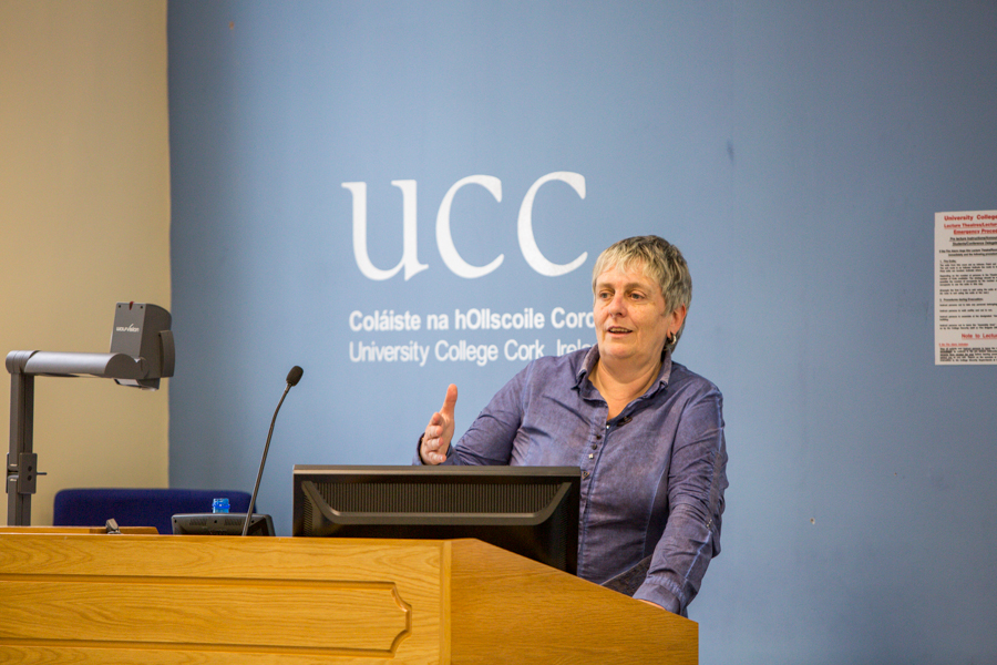 Dr Liz Brosnan, Sociologist and Survivor Activist