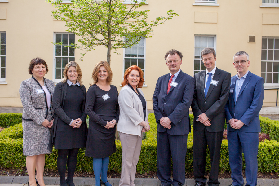 Ms Joan Doran, Professor Ursula Kilkelly, Dr Maria Morgan, Minister Kathleen Lynch, Judge Anselm Eldergill, Judge John O'Connor, Dr Darius Whelan
