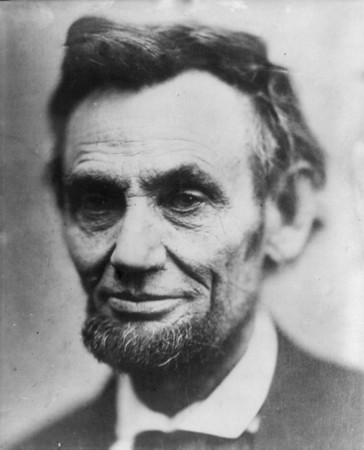 Abe cropped,    National Portrait Gallery, Smithsonian Institution