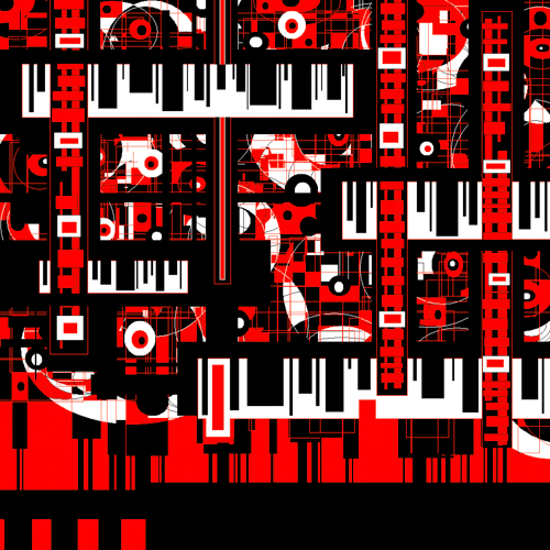 bloody piano