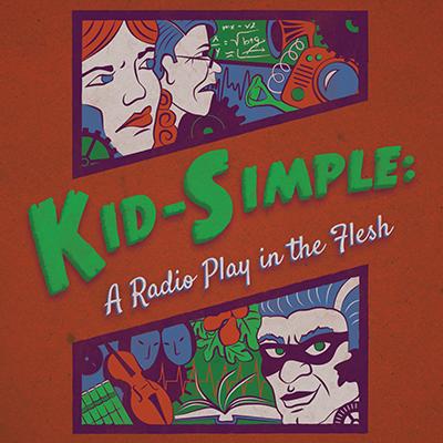 Kid-Simple artwork by Kate Ahern Loverick