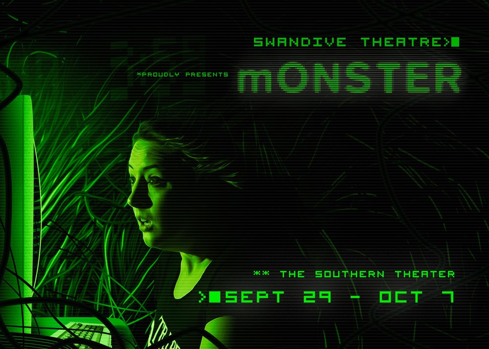 mONSTER opens September 29th.  - TICKETS AVAILABLE NOW!