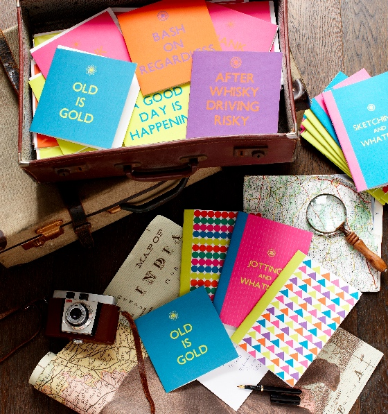 Witty Asian inspired stationery from Piccadehli