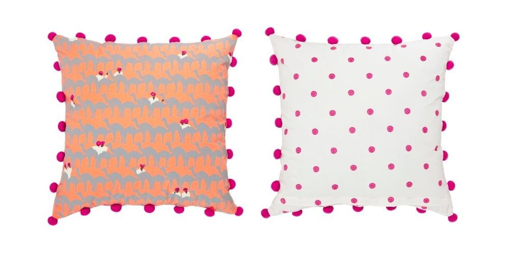 Safomasi's Camel Traders cushions