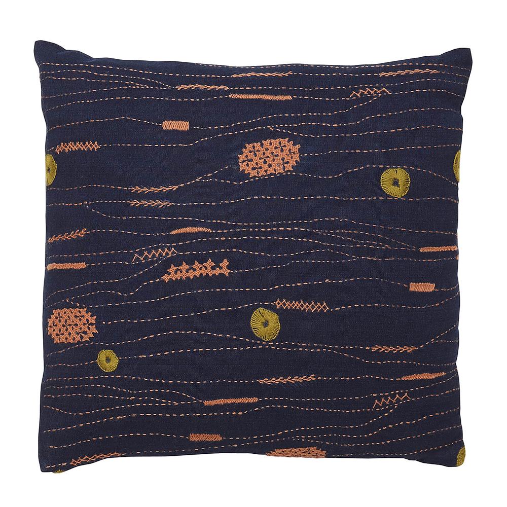 40cm indigo cushion orange-green.jpg