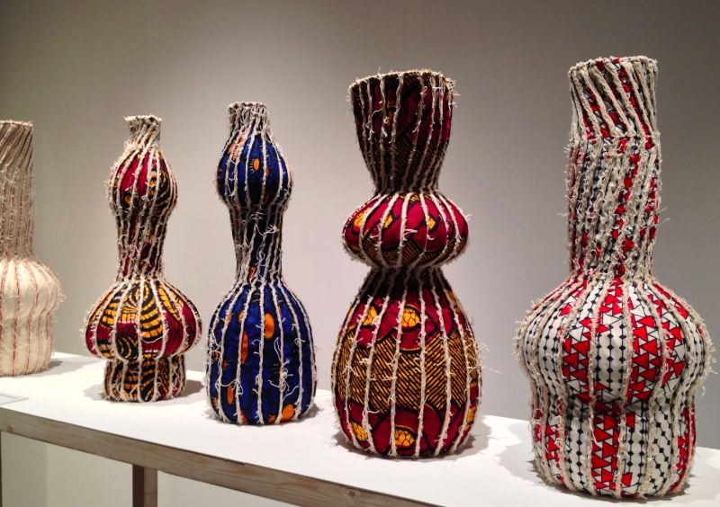 Taylormade Vases by Noam Dover