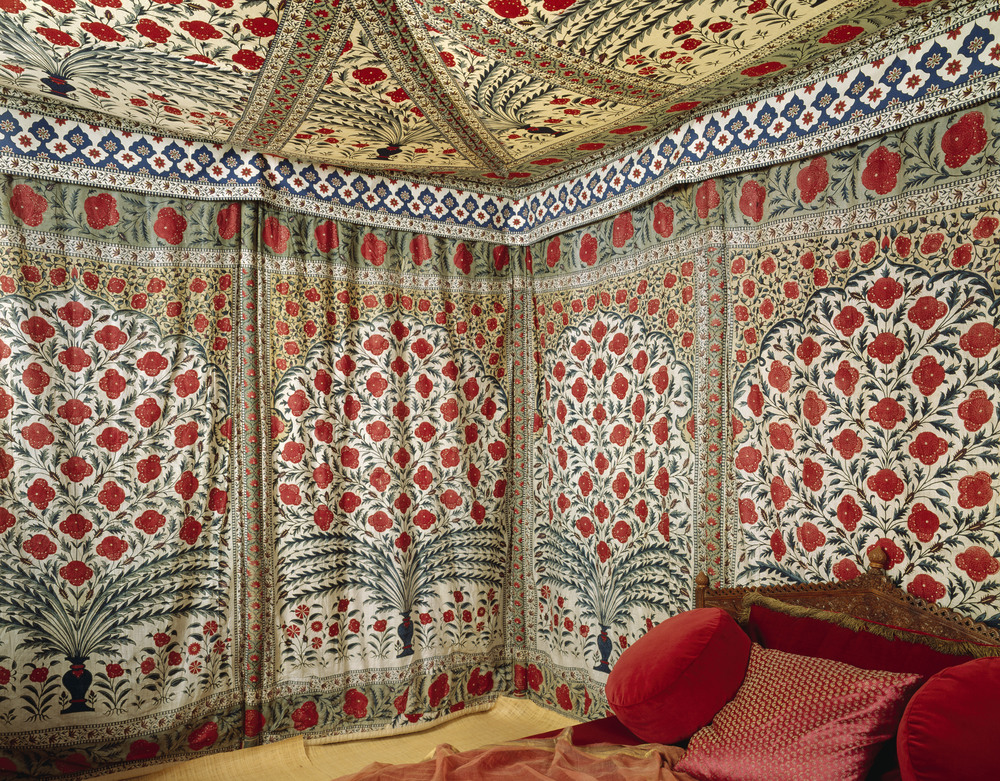 Sultan Tipu's Tent, 1725 - 1750, National Trust Images
