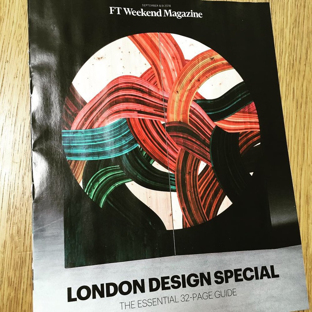 FT Weekend London Design Special