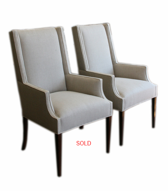 Pair Linen Chairs Web SOLD.jpg