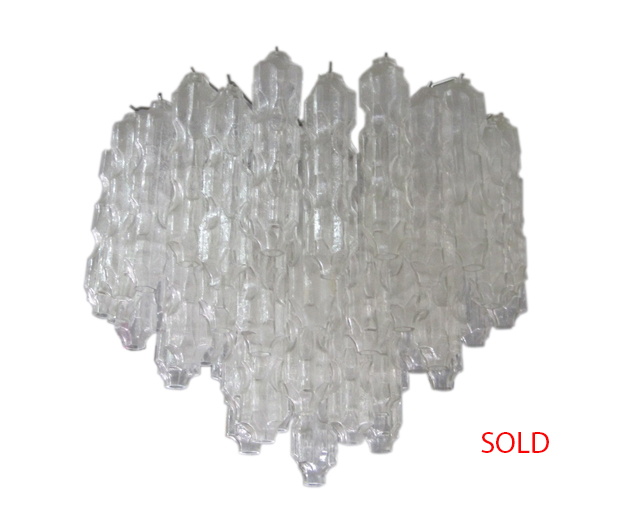Large PB Glass Chandelier SOLD.jpg