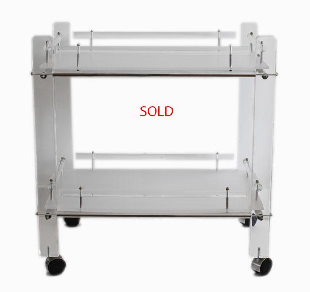 Lucite Tray Bar Cart Sold.jpg