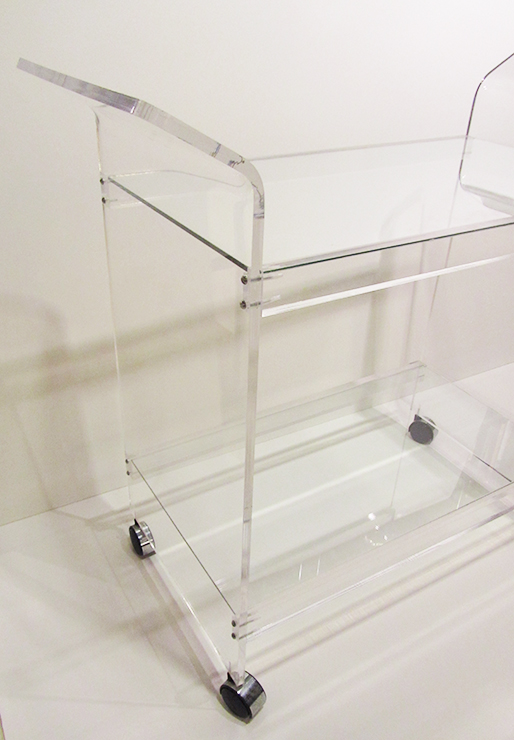 Lucite & Glass Cart 2.jpg
