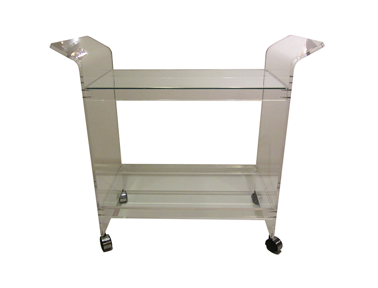 Lucite & Glass Cart 1.jpg