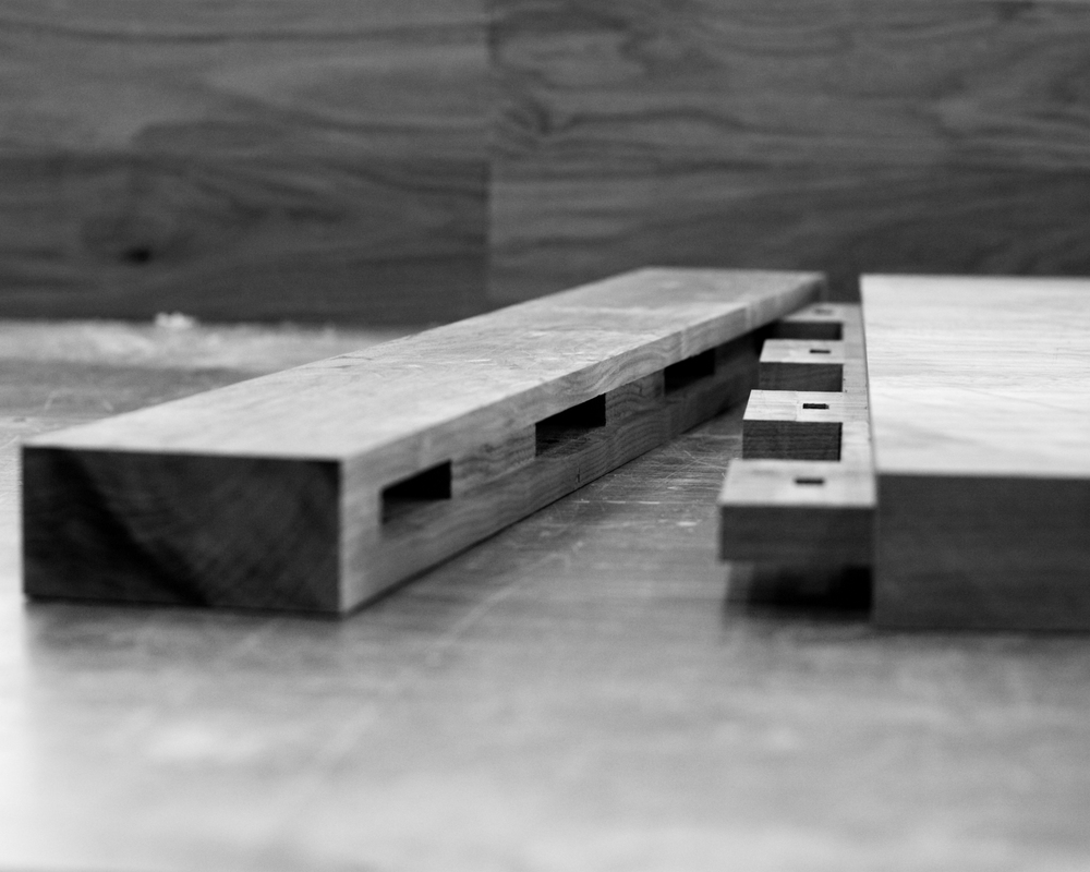 Breadboard End Joinery