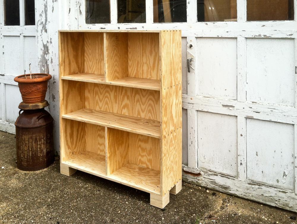 Dave's Bookcase