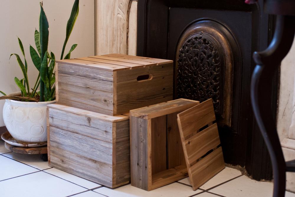 Nesting Crates