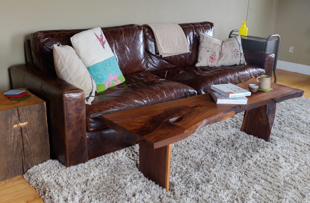 Slab Coffee Table