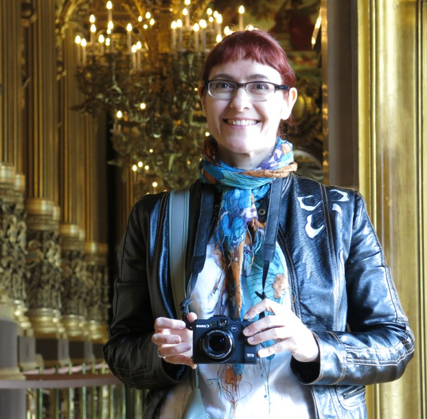 living a dream come true, visiting the Palais Garnier, Paris