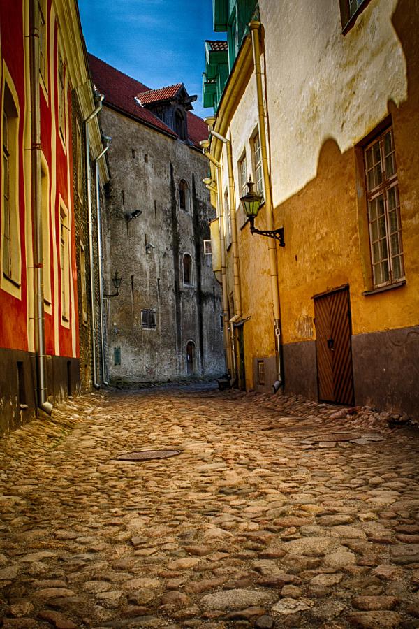 Back Alley - Tallinn