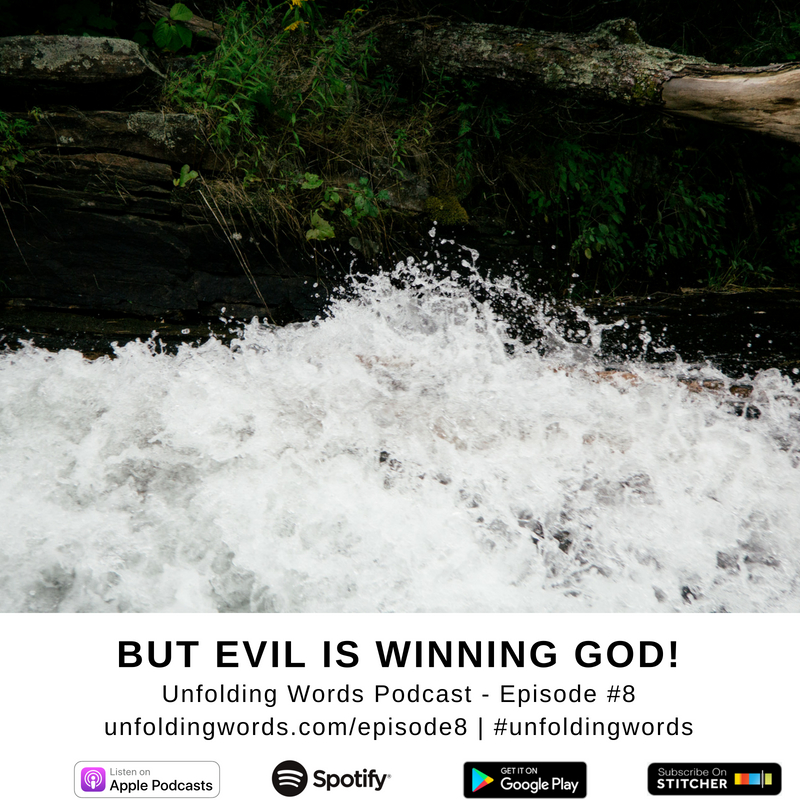 evil is winning God.jpg