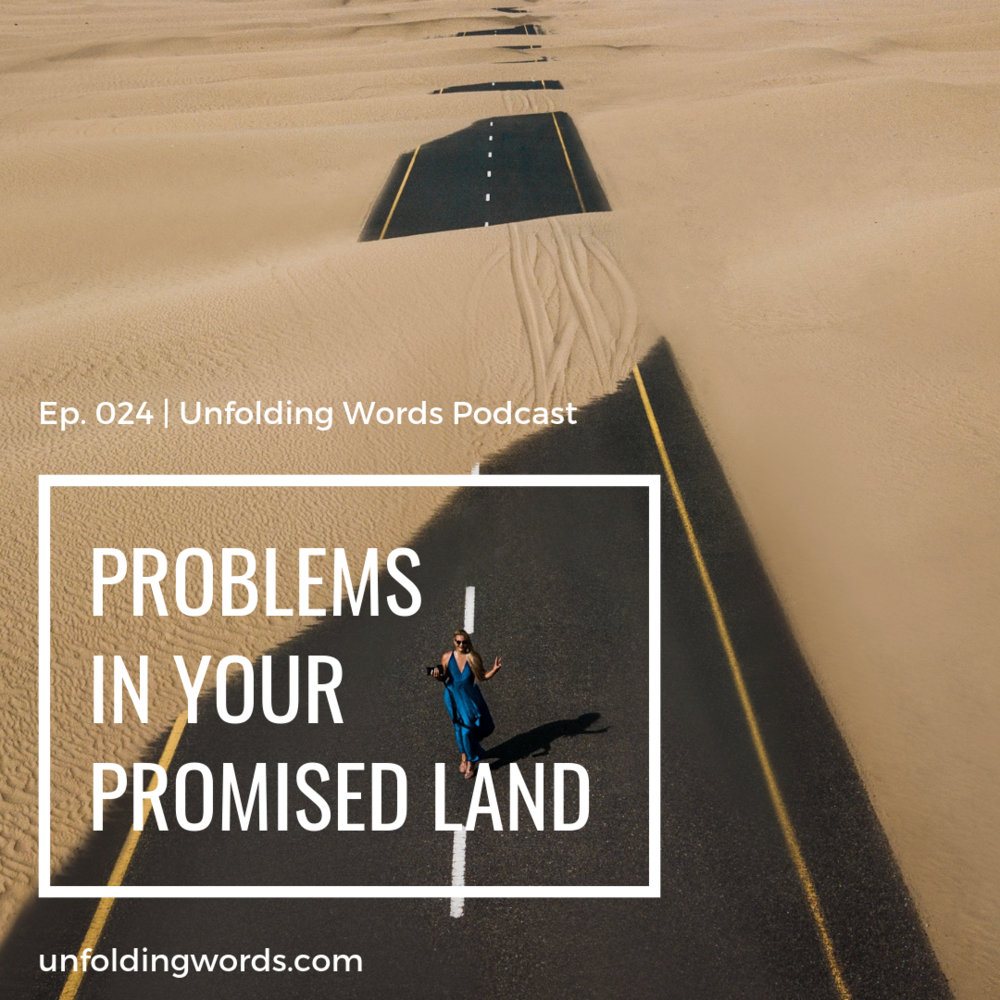 problems in your promised land