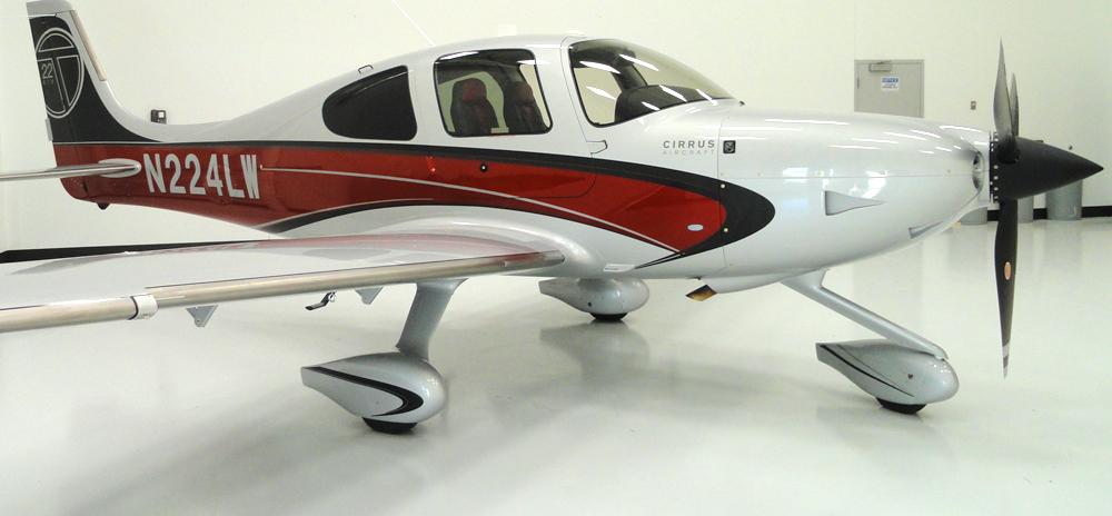 N224LW 2012 Cirrus SR22T Garmin G1000 Perspective, FIKI Regular Member Rate $375 HR Block Rate* $365 HR
