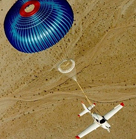 Whole airframe Parachute