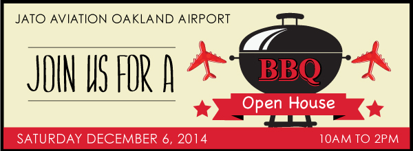 JATO Aviation Oakland Airport Open House