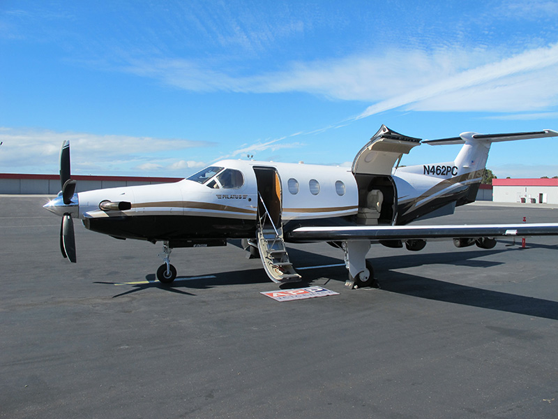 With two types of aircraft, JATO has the perfect solution to meet your varying charter needs.