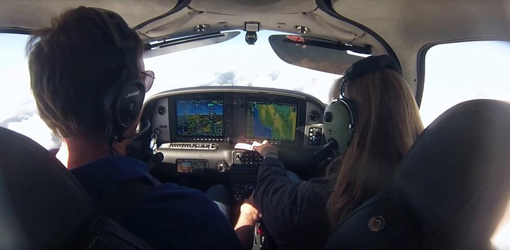 We have a fleet on new Cirrus Cessna aircraft