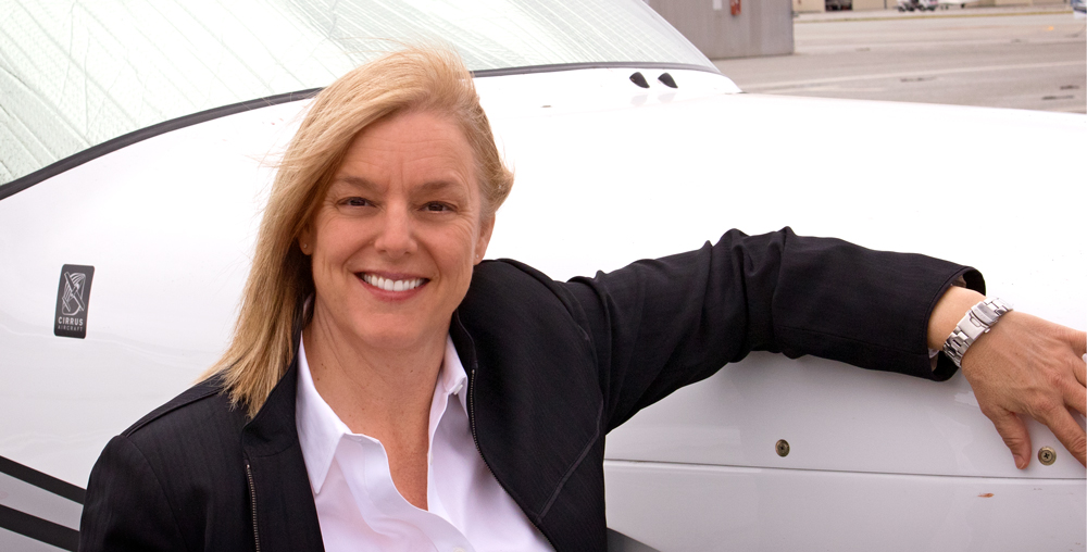 JATO Aviation founder April Gafford and her colleagues created a structured approach to flight training to achieve the highest levels of flight safety.