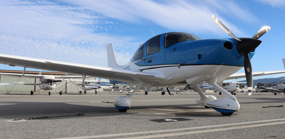 new cirrus sr20 g6 just added to our aircraft fleet jato aviation