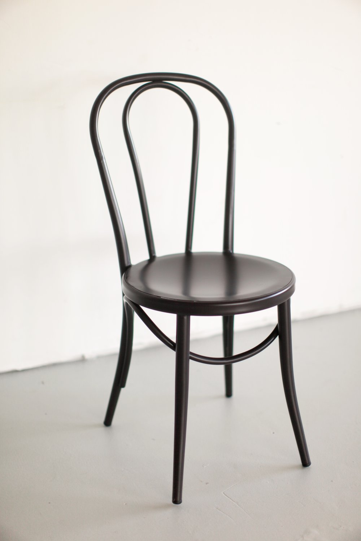 French Café Chair