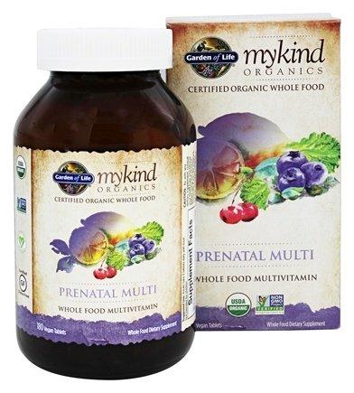 Garden of Life MyKind Organics Prenatal Multi