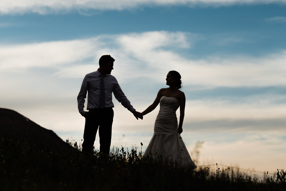 Allison + Zach | Rocky Mountain Wedding