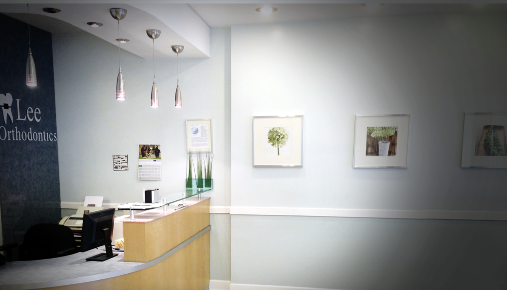 Lee Orthodontic's office in Chicago