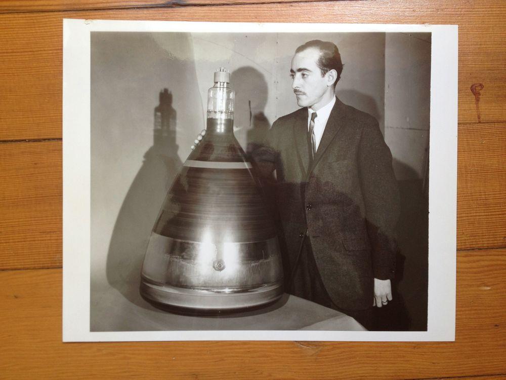 Grandpa and his Cathode Ray Tube