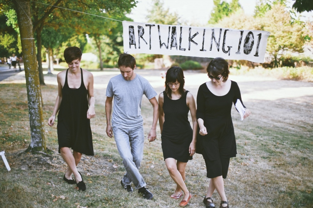 Artwalking 101