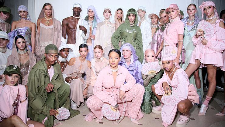 Rihanna - Fenty x Puma 2017