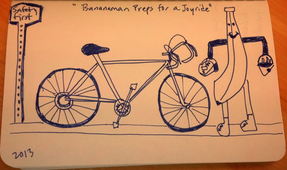 Bananaman Goes For A Joyride 2013.jpg