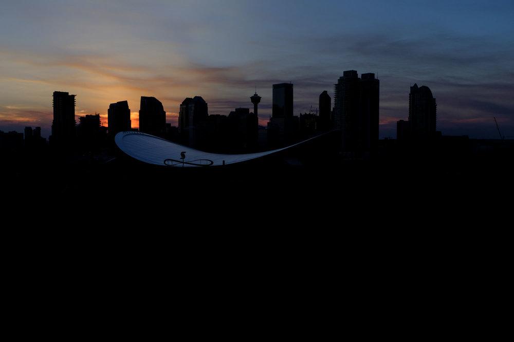 Hello Calgary. (208 of 365)