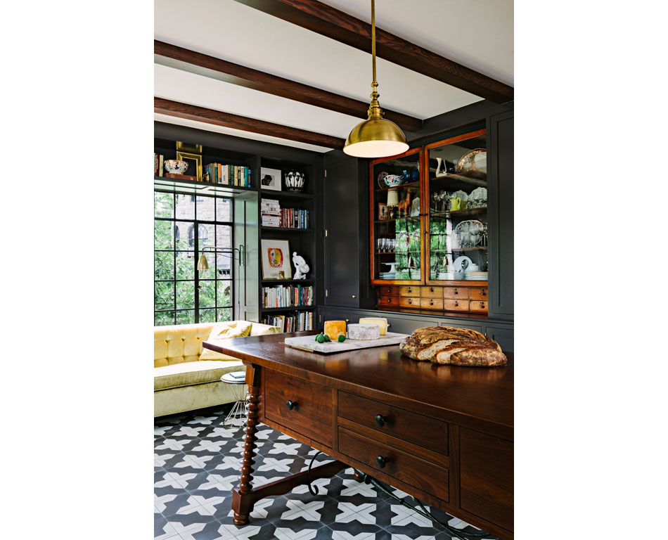 Alhambra Kitchen - Jessica Helgerson Designer - Lincoln Barbour Photographer - 5.jpg