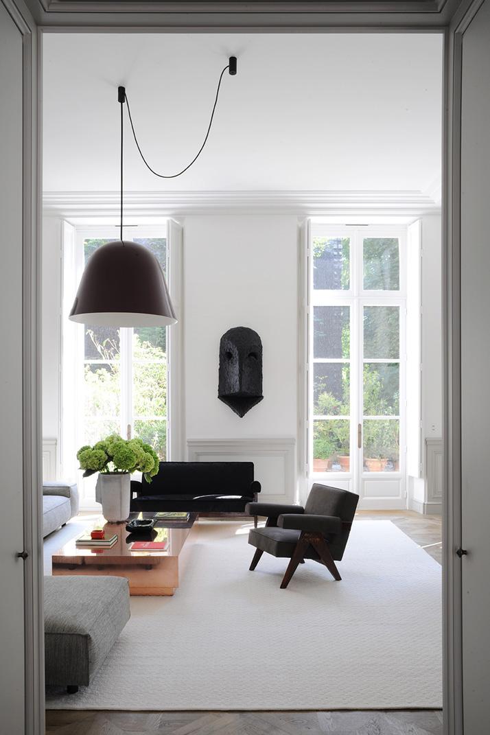 Saint-Germain-des-Prés Apartment - Joseph Dirand Designer - Adrien Dirand Photographer - 1.jpg